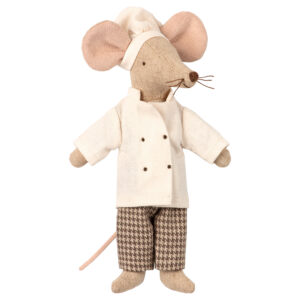 Maileg Chef Mouse: 16-9745-00
