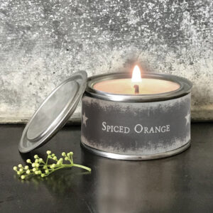 East of India Star Candle 5039041091826 - Spiced Orange 2096Q