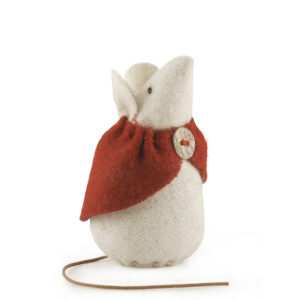 5488 Little mouse with red cape-Daisy