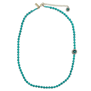 Lovett and Co. Elizabeth Beaded Jewel Necklace - 11398