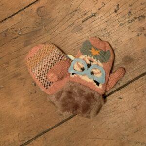 Powder Design Kid's Westie Mitten Gloves COS67
