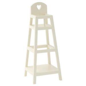 Maileg High Chair My White 11-0002-00