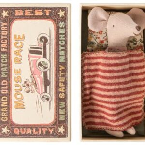 Maileg Big Sister Mouse in Matchbox 16-0732-01