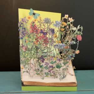 Wild Flower Card for Any Occasion