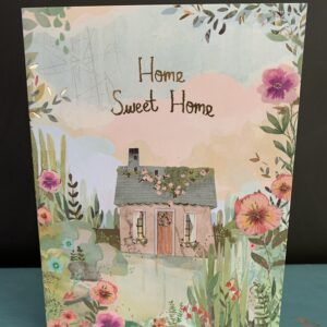 Home Sweet Home Gold Card