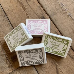 Agnes & Cat Butter Soap